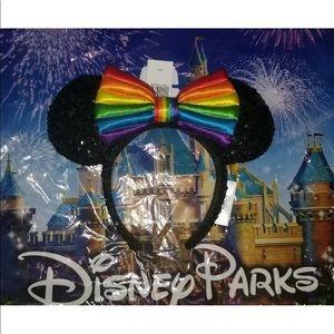 Disney pride ears